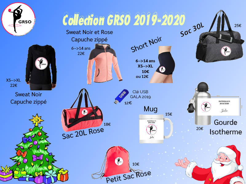 Collection GRSO 2019